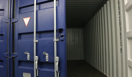 SECURE STORAGE CONTAINERS